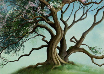 Faerie Tree Detail 2