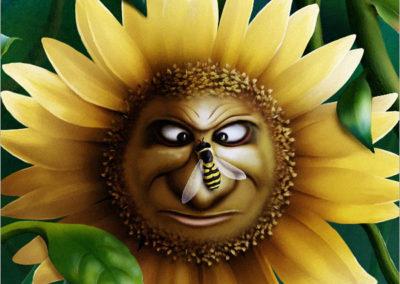 Flower Power Detail 1