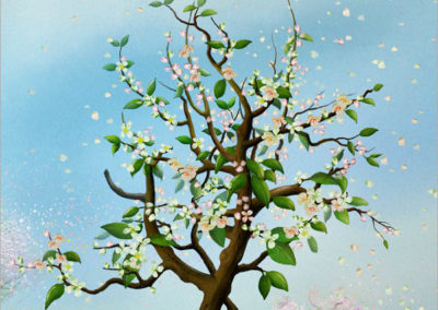 Garden of Apples Detail 2