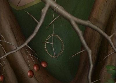 Hawthorn Detail 3