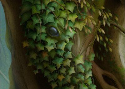 Horse Chestnut Detail 1