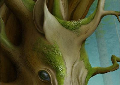 Horse Chestnut Detail 3