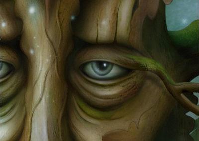 Kingly Oak Detail 2