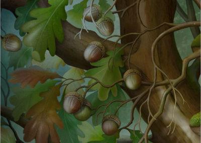Kingly Oak Detail 3