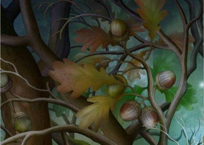 Kingly Oak Detail 4
