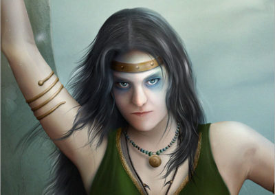 Morgana Detail 1